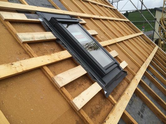 Dachfenster in Diegten - Hosner Holzbau Gmbh Röthenbach