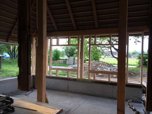 Umbau in Niederönz - Hosner Holzbau Gmbh Röthenbach