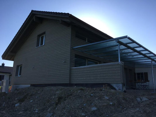 Neubau EFH in Bolken- Hosner Holzbau GmbH Röthenbach