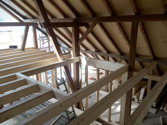 Umbau / Sanierung in Röthenbach - Hosner Holzbau Gmbh Röthenbach