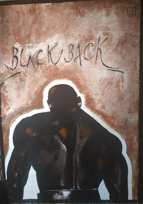Black Back - Gérard le Guern