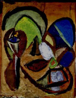 Cœur en fleur - Lomani Mondonga
