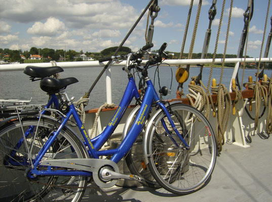 Bike and Sail Denmark