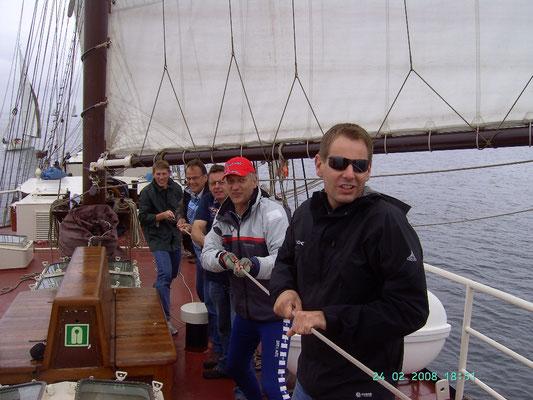 Sailing Weekends Tallship Sailing Ship