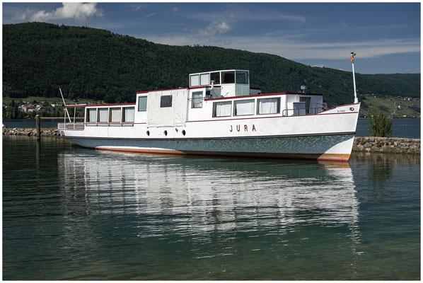 MS Jura - 04.06.2021 - Erlach, Bielersee/Lac de Bienne