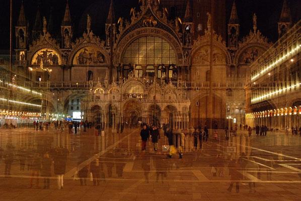 Venezia Markusplatz