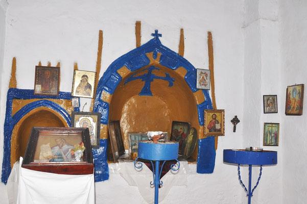 Leros, Orthodoxe Kapelle