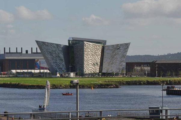Nordirland, Belfast, Titantic-Museum