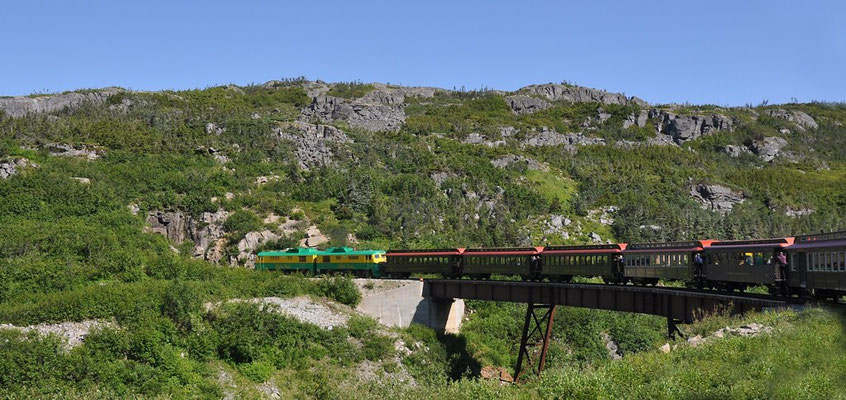 Skagway-Withe Pass