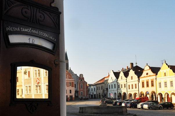 Telc (Tschechien) - Partnergemeinde von Belp (Schweiz)