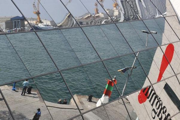 Impressionen am Hafen