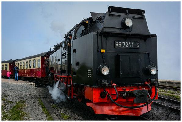 Harzer Schmalspurbahnen HSB (Wernigerode, Deutschland/Germany) - 04.06.2013