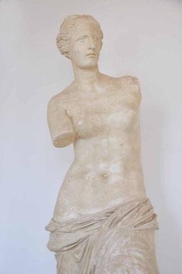 Milos, Kopie der Venus (Original im Louvre)