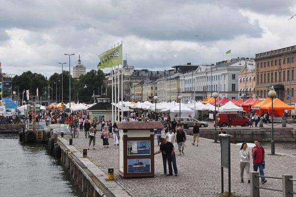 Helsinki, Hafenidylle