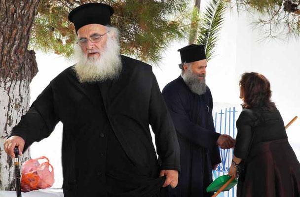 Amorgos - Langada, Kirchenfest