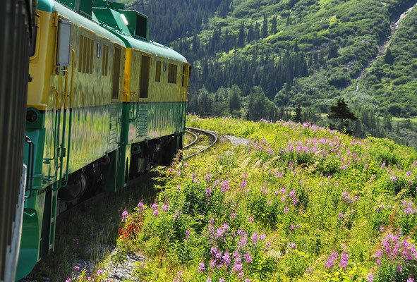 Withe Pass - Skagway