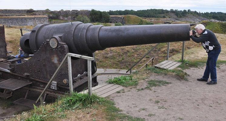 Helsinki, nie verwendete Festung