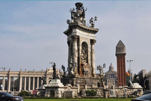 Plaça d'Espanya