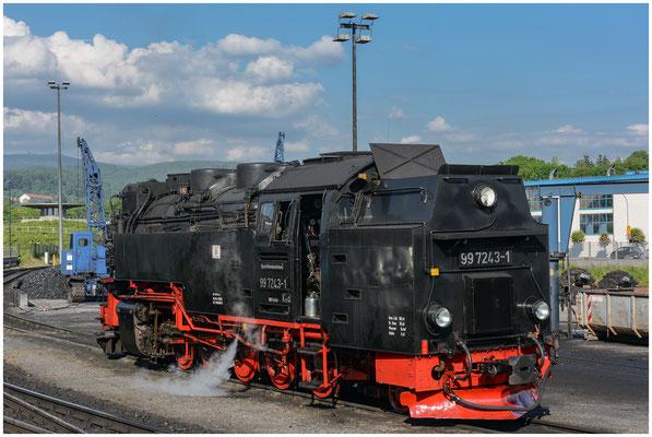 Harzer Schmalspurbahnen HSB (Wernigerode, Deutschland/Germany) - 07.06.2013