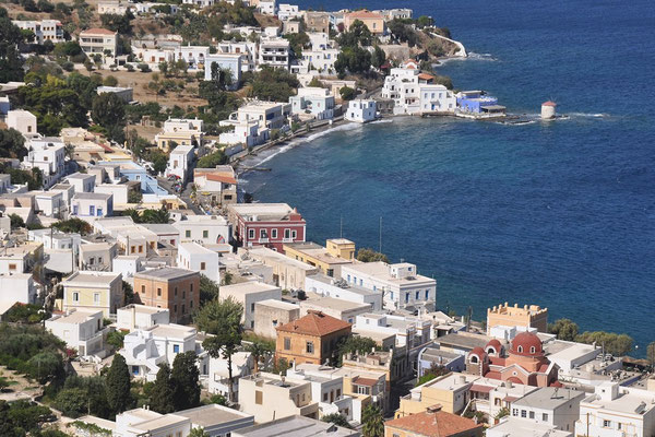 Leros, Agia Marina (Inselgruppe Dodekanes)
