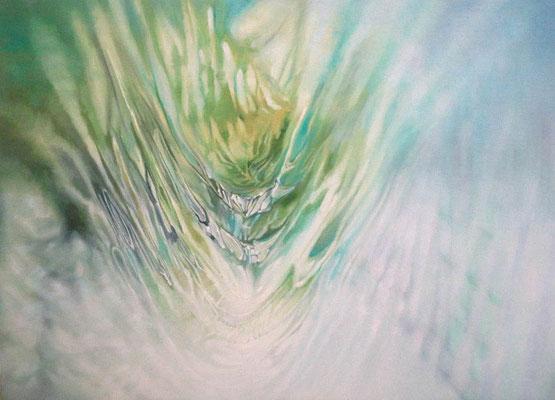 """Inside of landscape""<br>oil, canvas24.2x33cm<br>private collection"