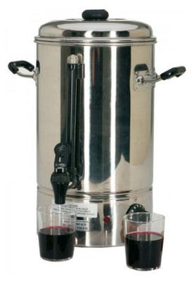 Glühweinkocher XXL, 27 Liter