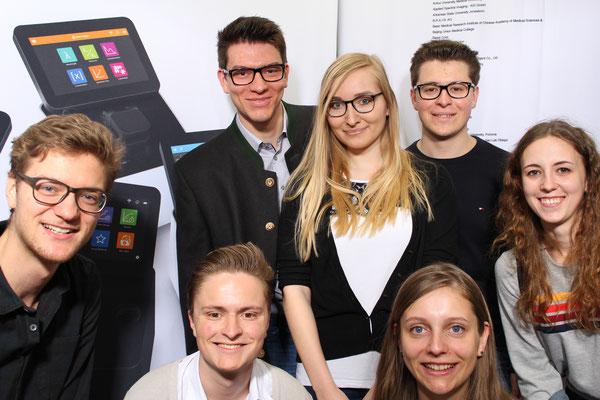 Beispielbild von der Analytica Messe 2018 in München