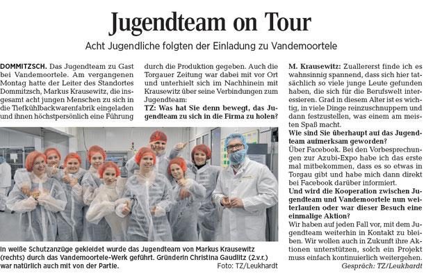 Torgauer Zeitung vom 17.03.2017