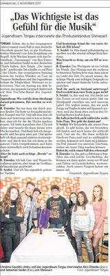 Torgauer Zeitung vom 02.11.2017