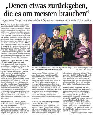 Torgauer Zeitung vom 10.10.2017