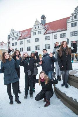 Am Rathaus Torgau - 20.01.2017