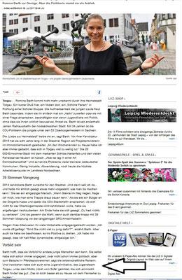 Leipziger Volkszeitung vom 05.07.2017