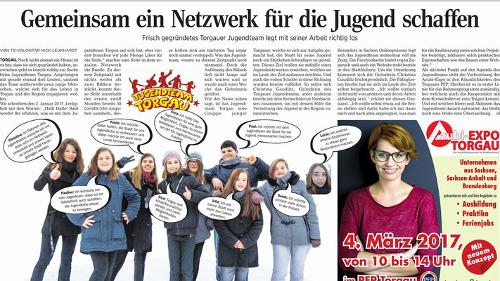 Torgauer Zeitung vom 26.01.2017
