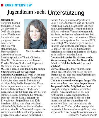 Torgauer Zeitung vom 28.02.2018