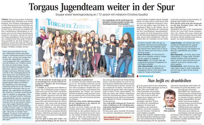 Torgauer Zeitung vom 13.03.2017