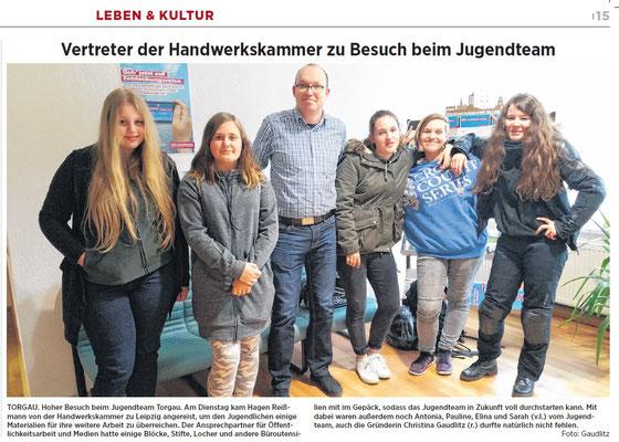 Torgauer Zeitung vom 07.04.2017