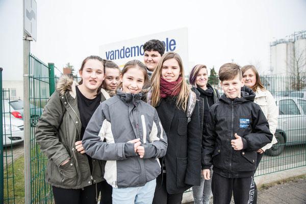 Vandemoortele Dommitzsch GmbH - 13.03.2017