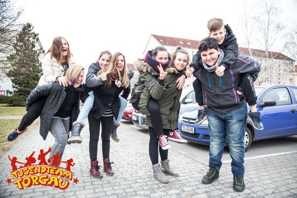 Jugendteam Torgau unterwegs 13.03.2017