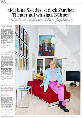 Interview mit Frank A. Meyer