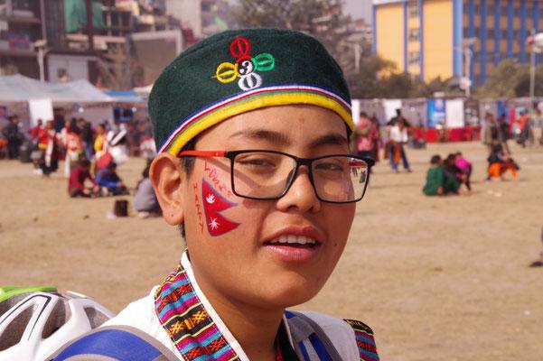 Stolzer Nepali