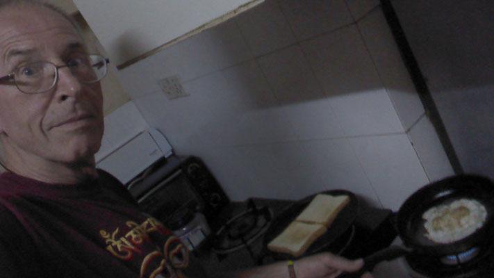 Selbstversorger in der Hotelküche