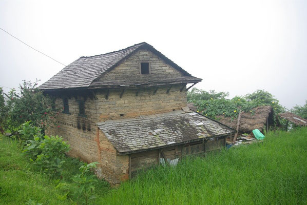 Krishnas Haus