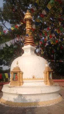 Swoyambhunath, kleine Stupa