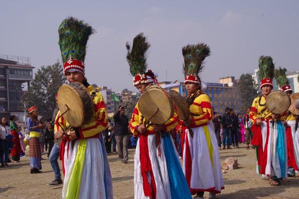 Schamanen der Tamang