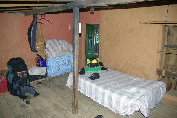 Mein geräumiges Zimmer