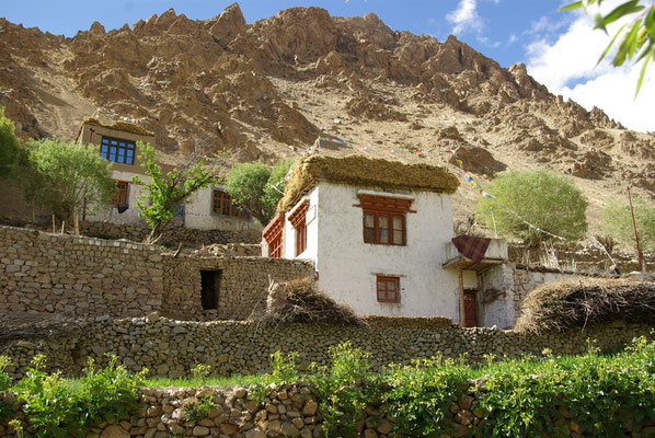 Saspochey: Traditionelles Haus