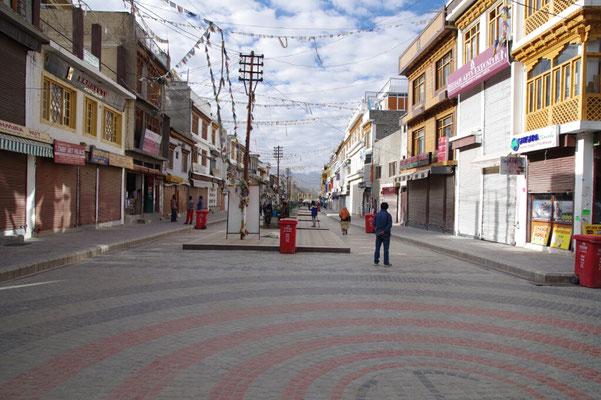 Der neu gestaltete Main Bazar