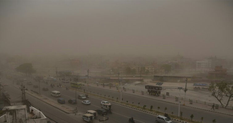 Sandsturm (Bild aus dem Internet)
