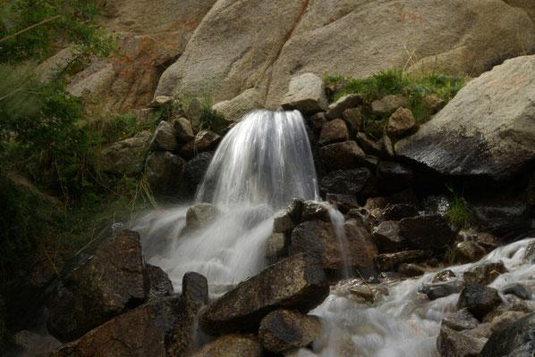 Saspochey: Wasser gibt es reichlich