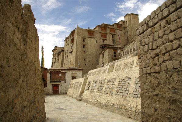 Leh, alter Königspalast
